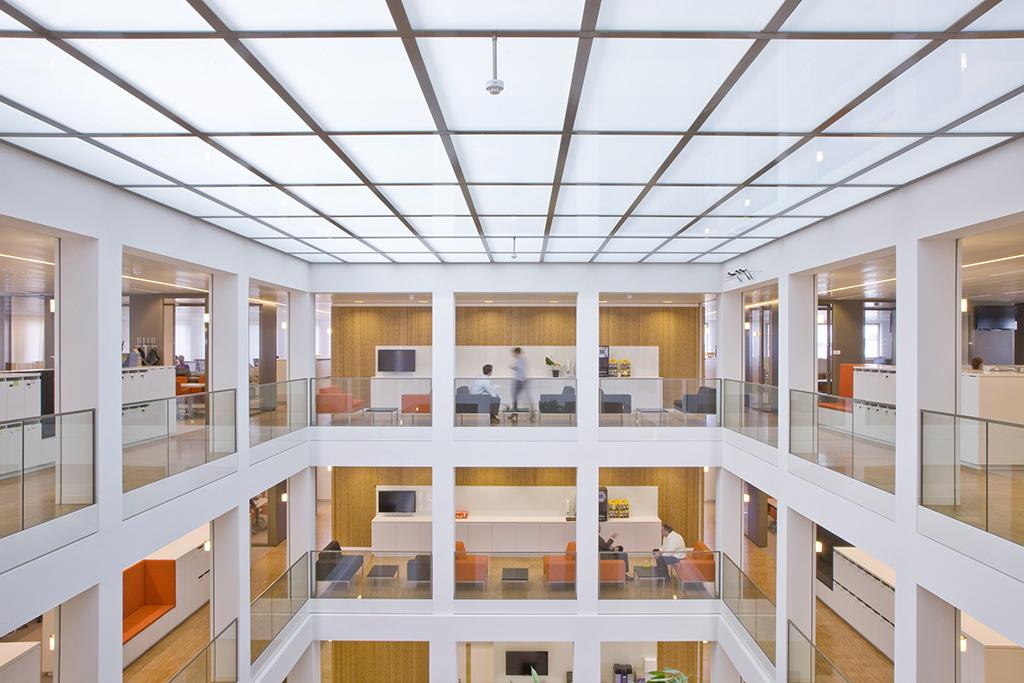 Nieuwbouw Rabobank Doetinchem door AWG Architecten Antwerpen