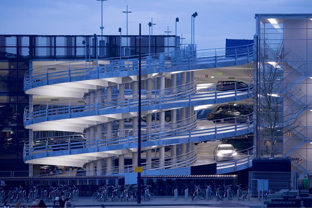Parking Spaarne Ziekenuis in Hoofddorp