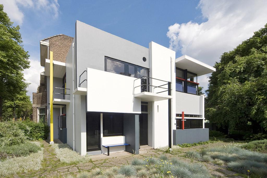 Rietveld Scr?der Huis in Utrecht